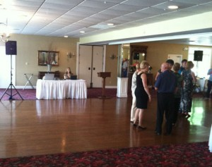 Belwood Country Club Reception